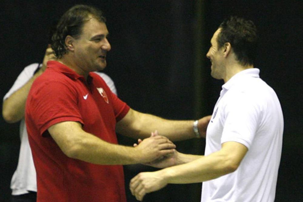 I TO JE MOGUĆE: Partizan pozajmio Crvenoj zvezdi pola tima