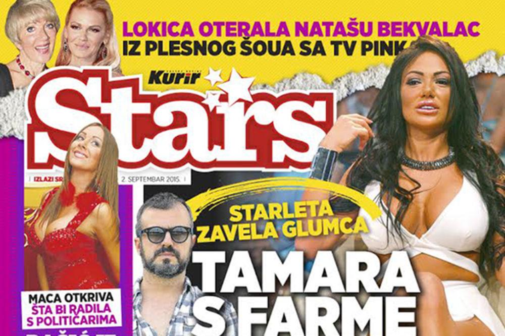 NOVI STARS: Tamara s Farme zavela glumca Sergeja Trifunovića