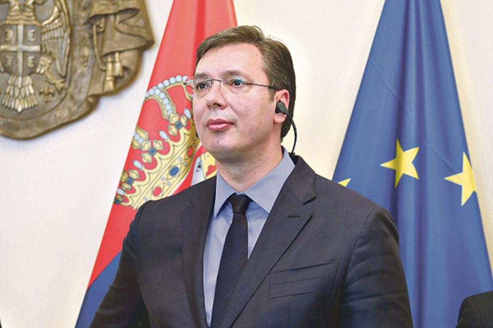VUČIĆEV DIPLOMSKI ISPIT: Ponosan sam na izvešštaj MMF, to je najbolja vest za Srbiju!
