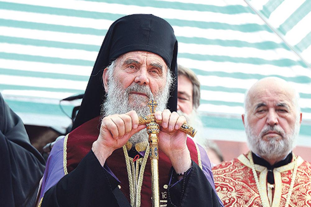 PATRIJARH IRINEJ ZA KURIR: Papa mi je rekao da nije hvalio Stepinca!