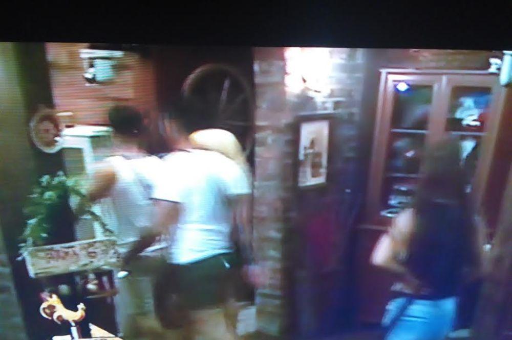 (VIDEO) Pogledajte kako je pijani Bojan hteo da ubije Zoricu, pa nogiran sa Farme!