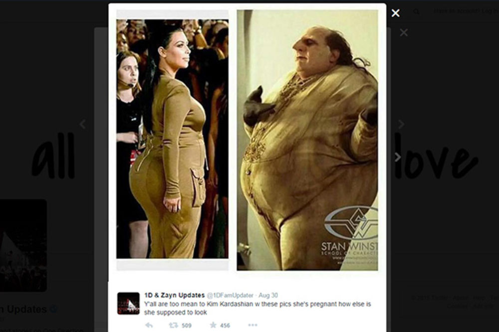 (FOTO) Haljina o kojoj bruji Internet: Kim Kardašijan šokirala javnost novim stajlingom
