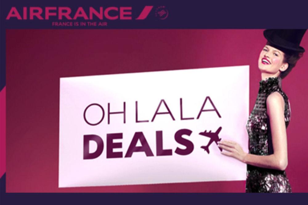 AIR FRANCE SUPER PONUDA – Nikad jeftinije cene avio karata za Aziju, Južnu Ameriku i Afriku