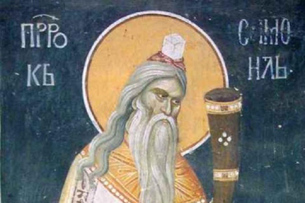 OVU SRAMNU STVAR NE TREBA RADITI: Danas je prorok Samuilo