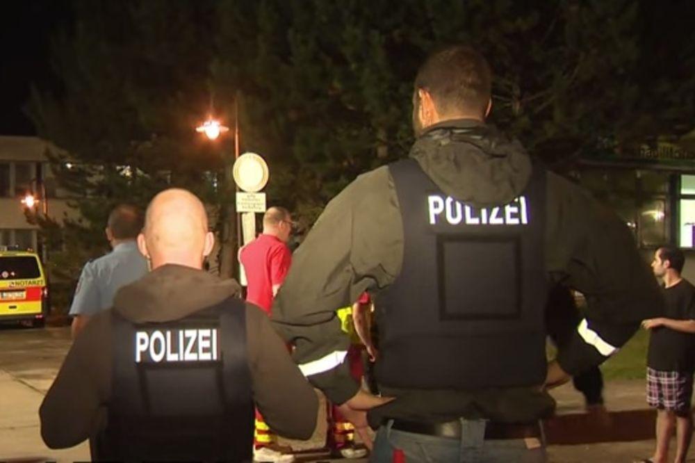 BIBER-SPREJOM NAPAO IZBEGLICE: 40 ljudi povređeno, napadač bio drogiran