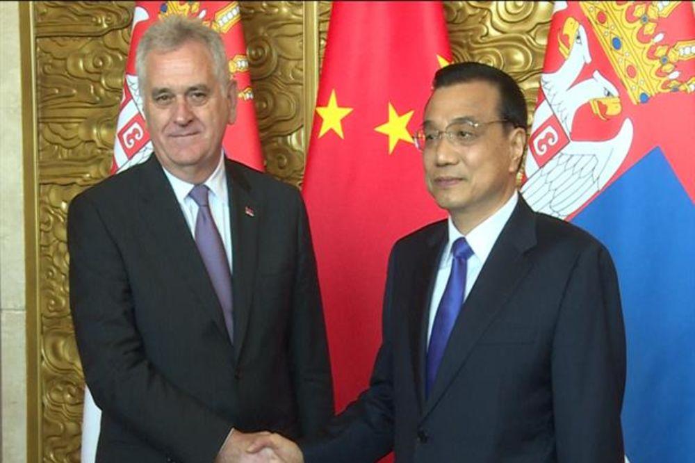 LI KEĆIJANG: Kina je spremna da podrži sve projekte koje Srbija predloži