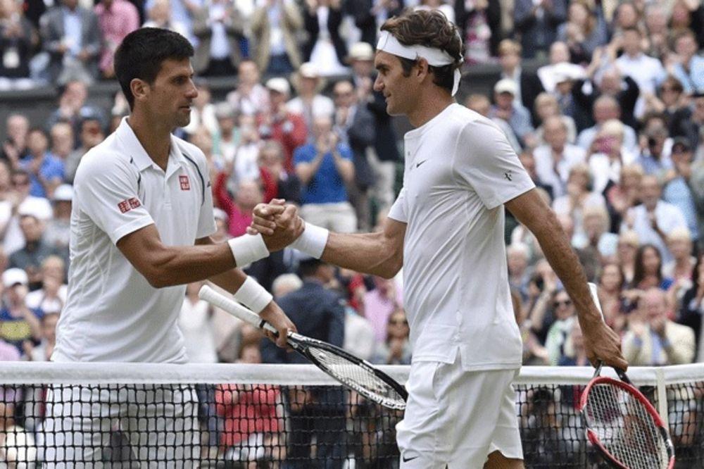 FEDERER: Đoković me nije učinio boljim igračem kao što je Nadal