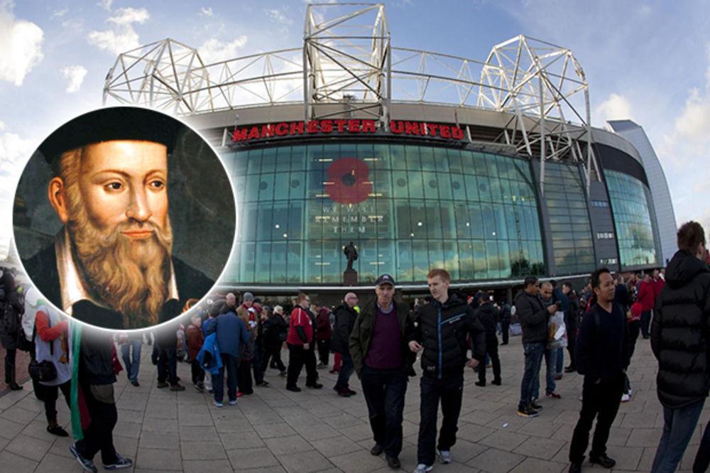 JEZIVO PROROČANSTVO: Nostradamus prorekao sudbinu Crvenih đavola iz Mančestera