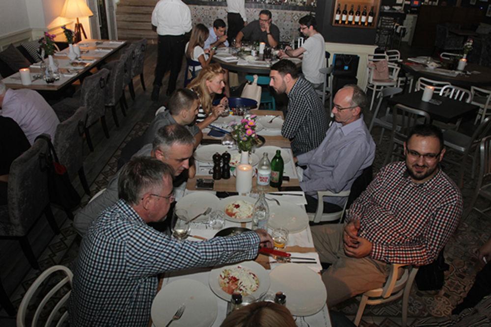 NAJVEĆI BORCI ZA SLOBODU U BEOGRADU: Svetska elita gost Njuzvika i Adrija Medija grupe!