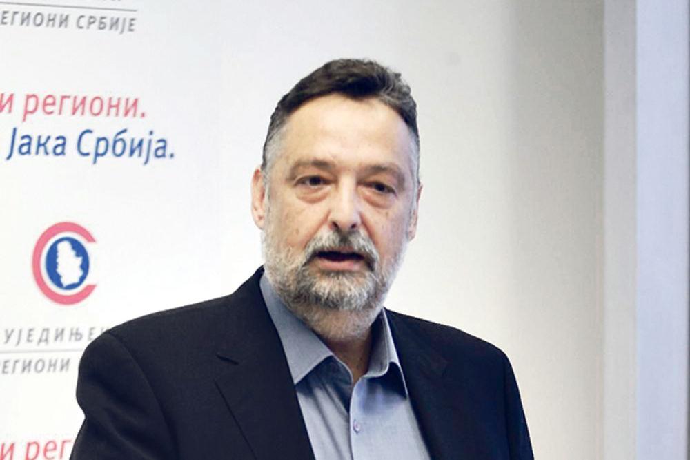 MALVERZACIJE: Bošku Ničiću šest meseci uslovno