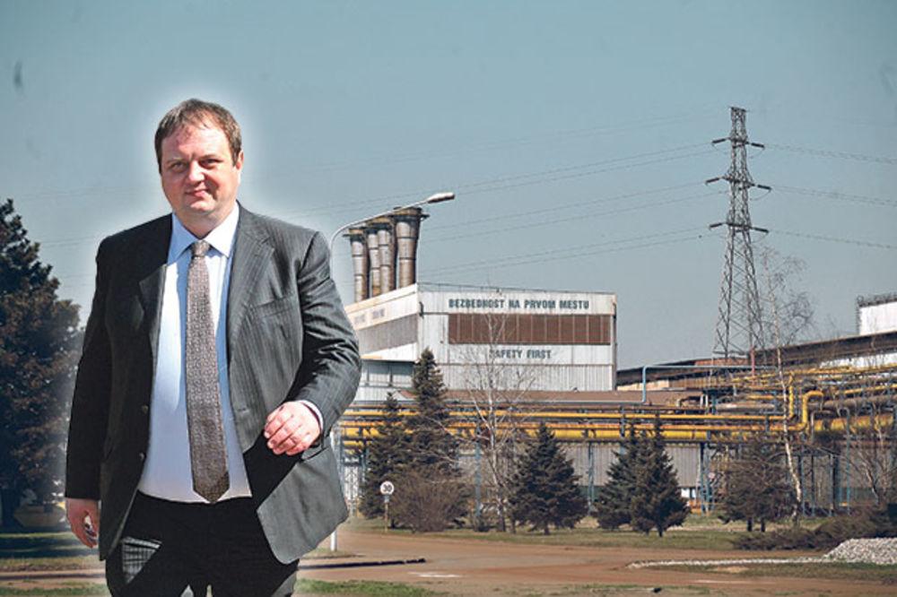 KRIVO BIVŠE RUKOVODSTVO: Železaru ojadili za milione evra
