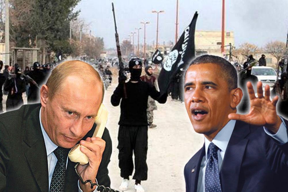 PREĆUTNI DOGOVOR: Obama Bliski istok daje Putinu i Iranu!