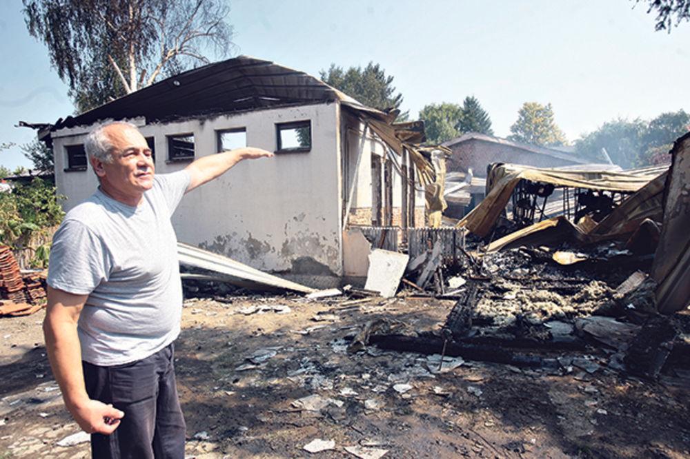 Narkomani zapalili školu u Smederevu?