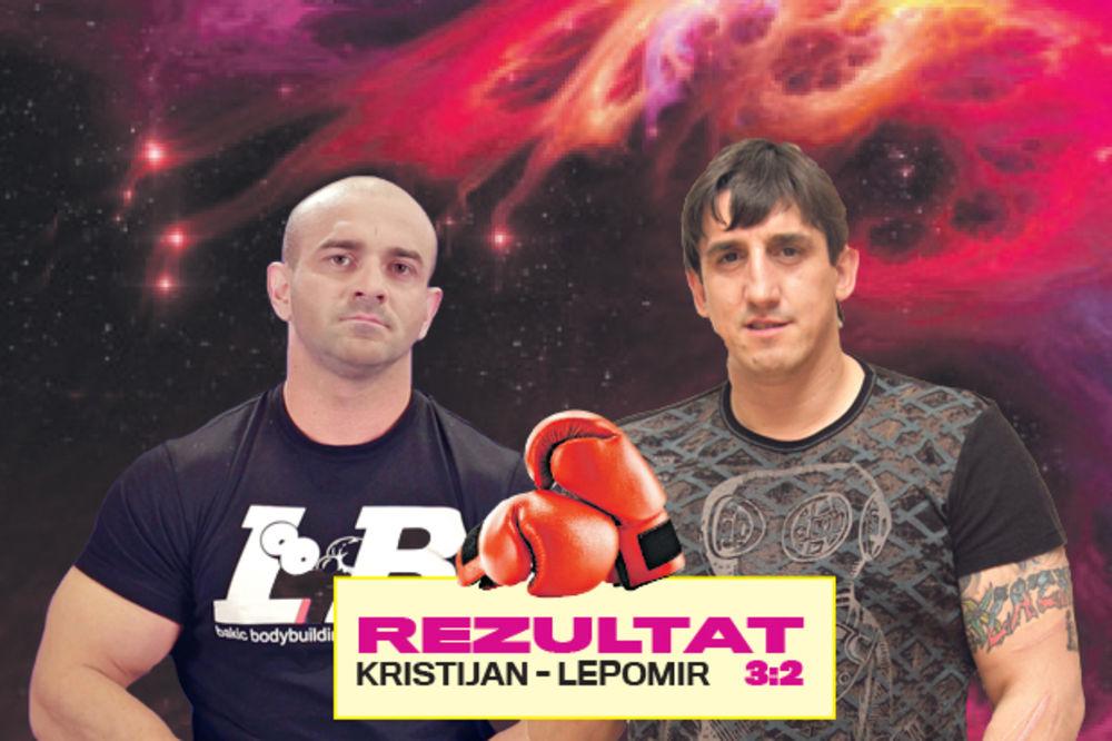 ESTRADA ČEKA OKRŠAJ: Kristijan će izmlatiti Lepomira!