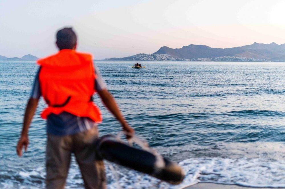 PREVRNUO SE BROD SA MIGRANTIMA KOD LIBIJE: Udavilo se 7 ljudi, spaseno 500