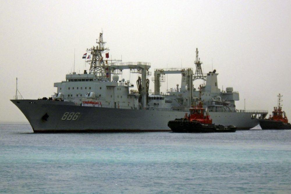 PRIBLIŽILI SE AMERICI: Kineski ratni brodovi plove kraj Aljaske