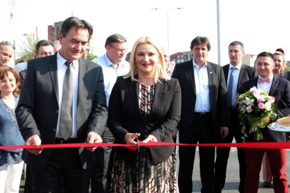 KRUŠEVAC: Mihajlovićeva otvorila Bruski put