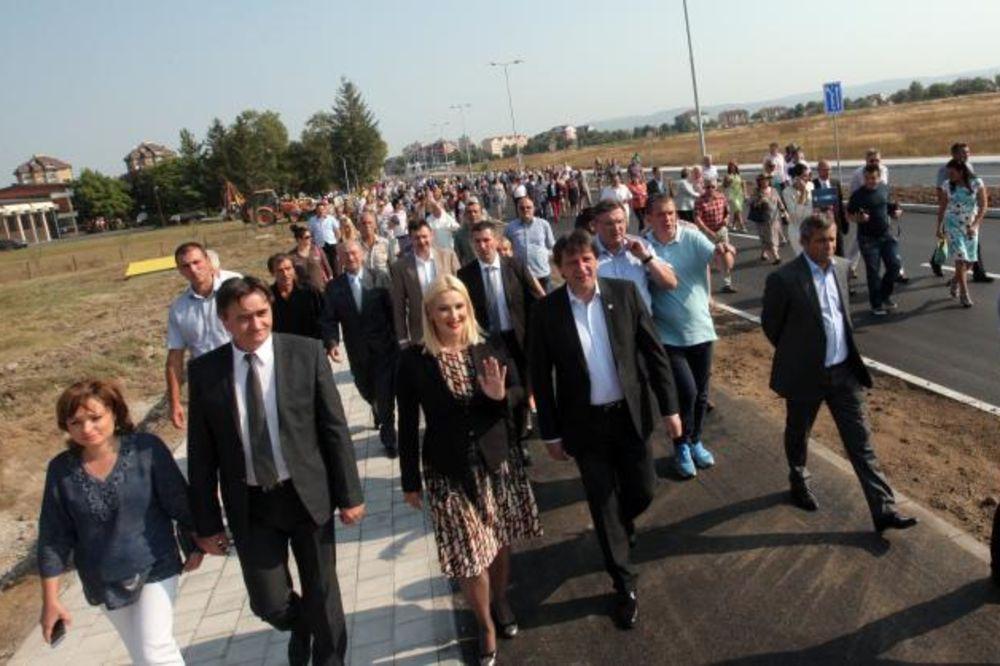 Ministarka Mihajlović: Pokazali smo da projekti mogu da se ubrzaju