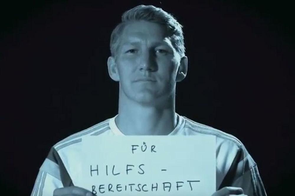 (VIDEO) ANIN DEČKO U AKCIJI: Švajnštajger protiv napada na azilante!