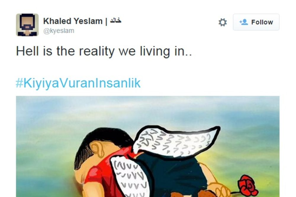 GDE JE NESTALA LJUDSKOST: Evropa zanemela zbog smrti sirijskog dečačića