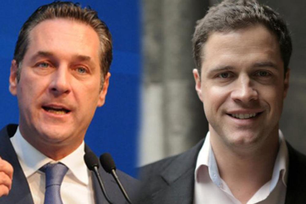 ŠTRAHEOV KABINET U SENCI: Gudenus viđen za zamenika gradonačelnika Beča!
