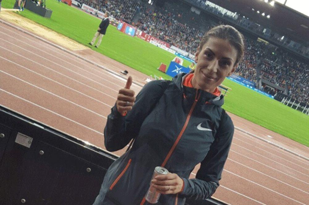 (VIDEO) IVANIN RECEPT ZA USPEH: Španovićeva otkrila kako je uz pomoć osmeha preletela 7 metara