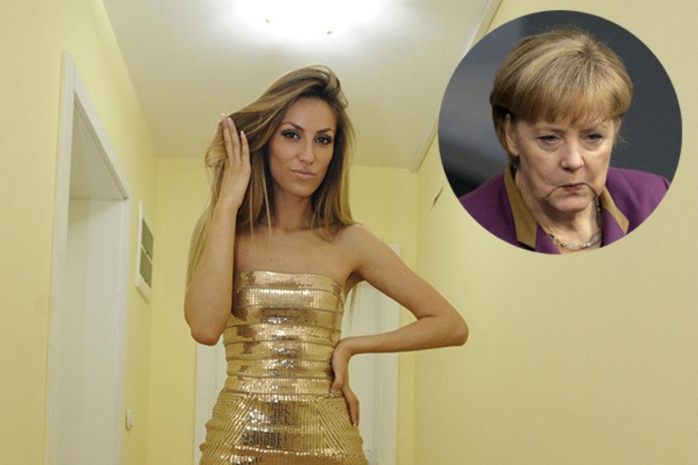 RADA BI DA VLADA: Volela bih da sam Angela Merkel!