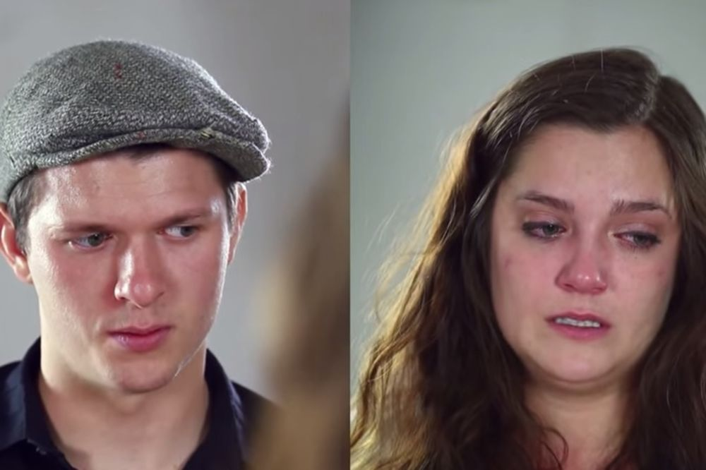 (VIDEO) PREVARIO JE DEVOJKU, A ONA JE HTELA DA ZNA ZAŠTO: Njegov odgovor je hit na internetu