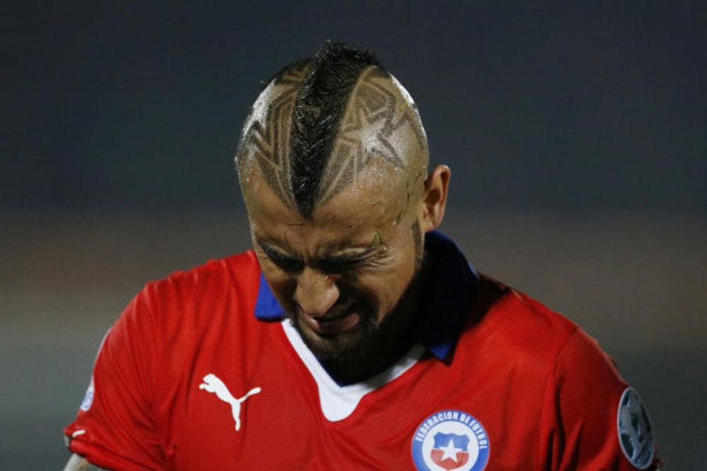 (VIDEO) NOVI SKANDAL ZVEZDE BAJERNA: Vidal izbačen iz reprezentacije Čilea zbog kockanja i pijanstva