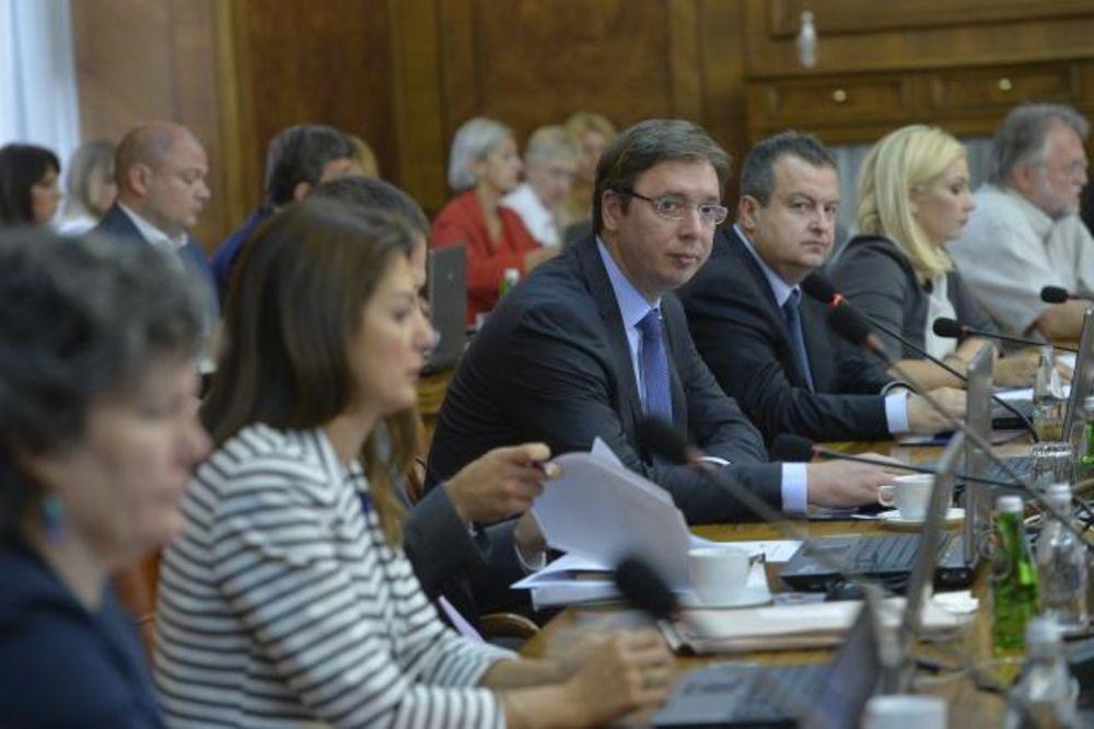 VLADA SRBIJE DALA SAGLASNOST: EPS predala zahteve za registraciju firmi na Kosovu