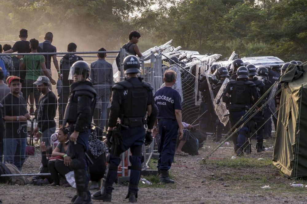 PRVA ŽRTVA KRIZE U MAĐARSKOJ: Muškarac poginuo u proboju kordona policije