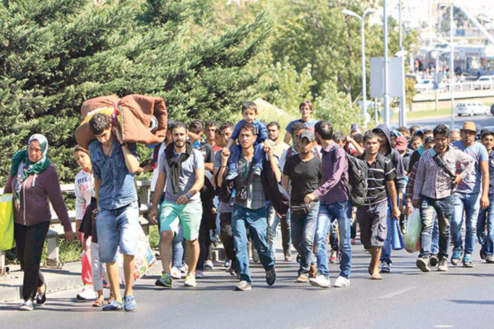 LAK PLEN: Vehabije vrbuju migrante po Srbiji