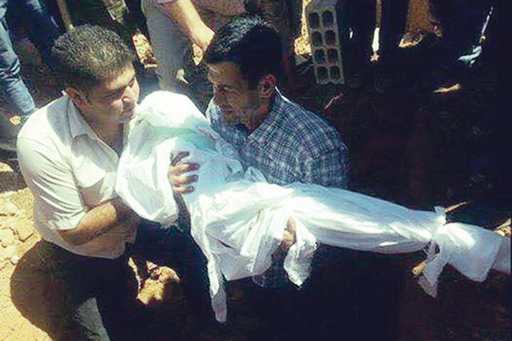 TRAGEDIJAMA NIKAD KRAJA: Ocu utopljenih dečaka IS ubio još 11 članova porodice!