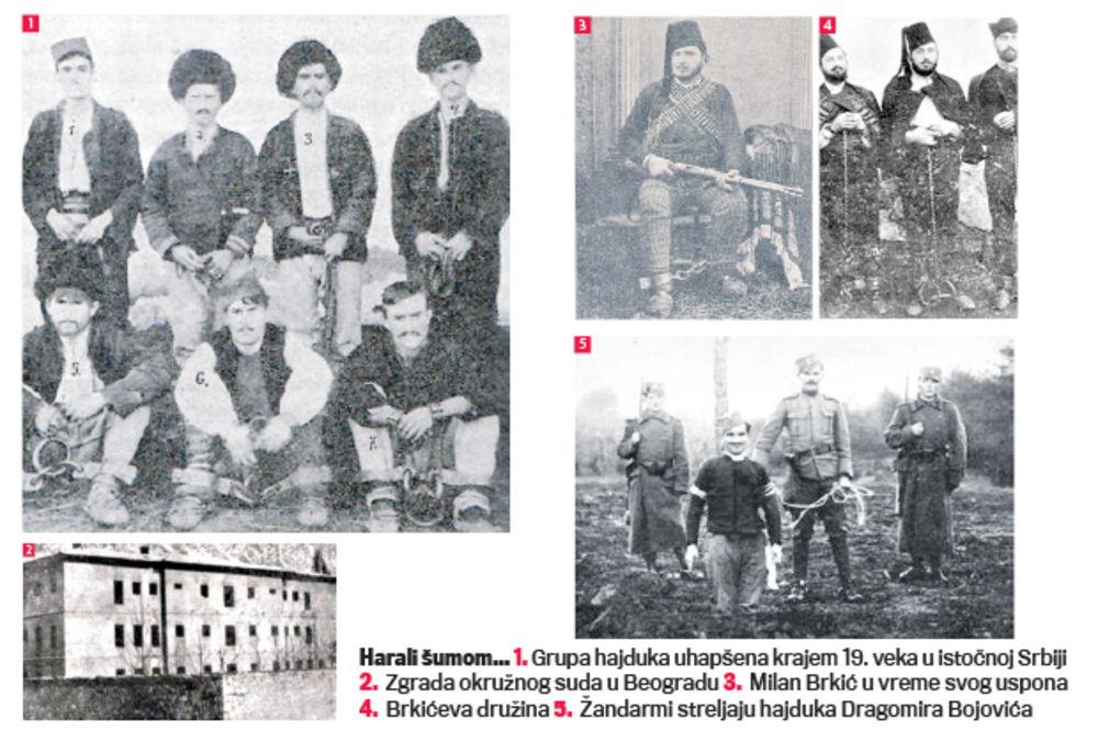 7 priča o hajducima Jugoslavije