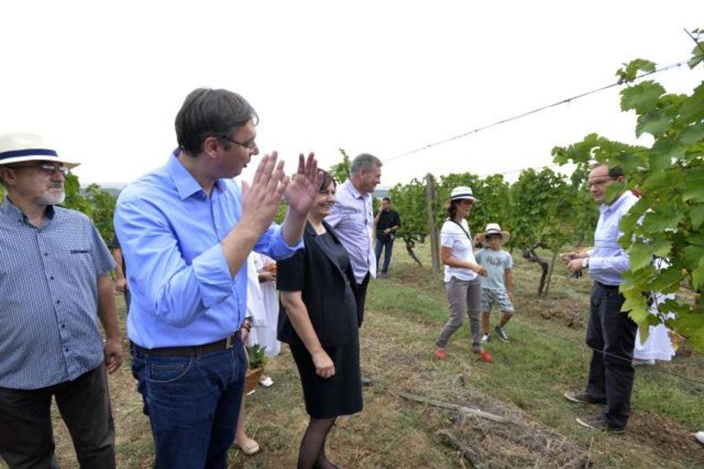 Vučić: Razumem nervozu onih kojima smeta jaka i bogata Srbija