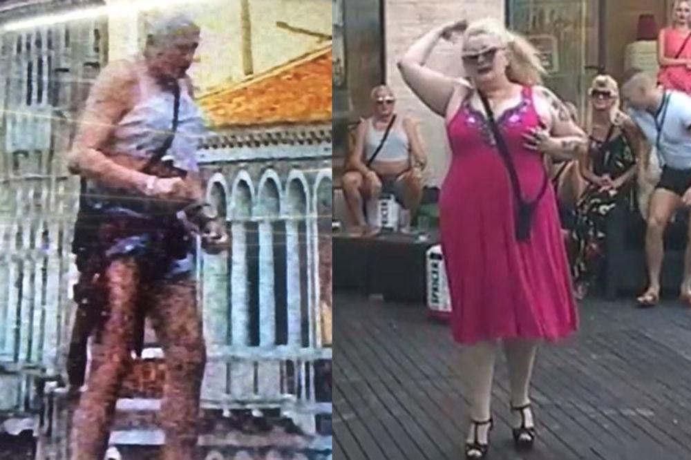 SKINULI IH U ORIGINALU: Era Ojdanić imitirao Elektru, Vesna Rivas Miljanu!
