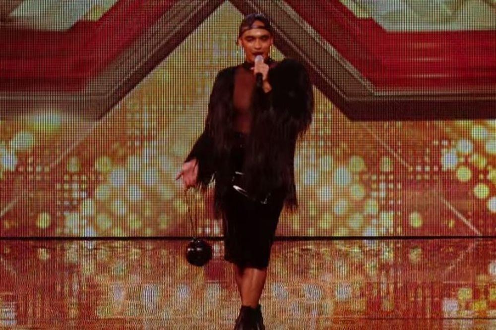 (VIDEO) ON RUŠI PREDRASUDE: Australijanac u britanskom šouu šokirao svojim nastupom