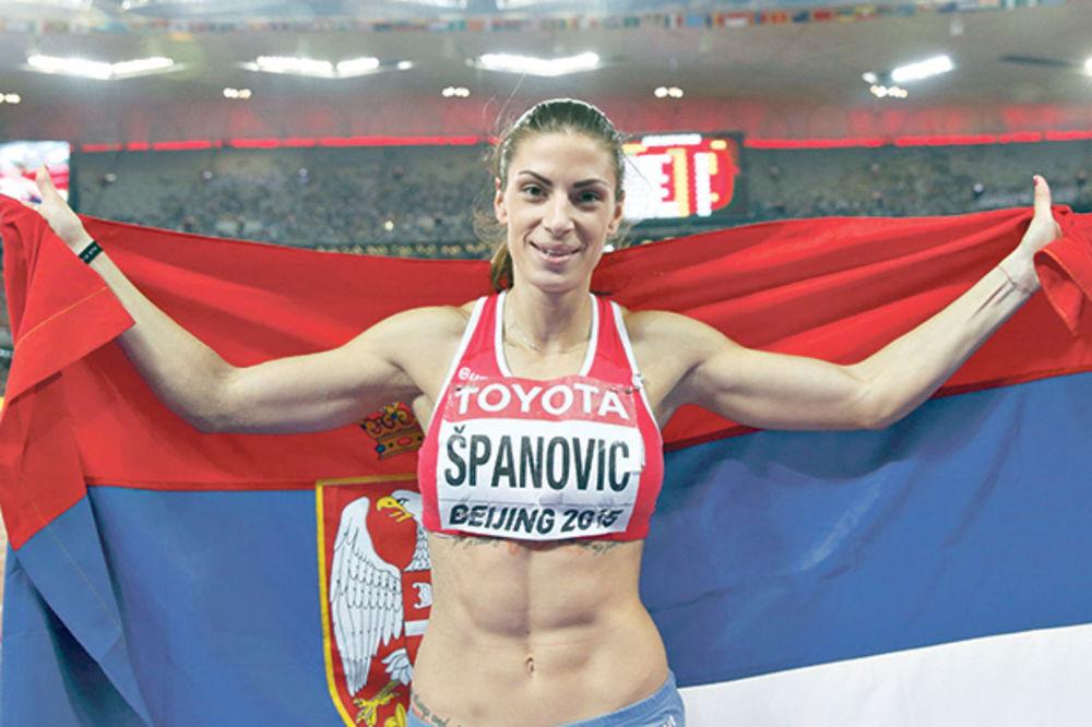 IVANA KAO KOŠARKAŠI: Španovićeva pobedila u Berlinu