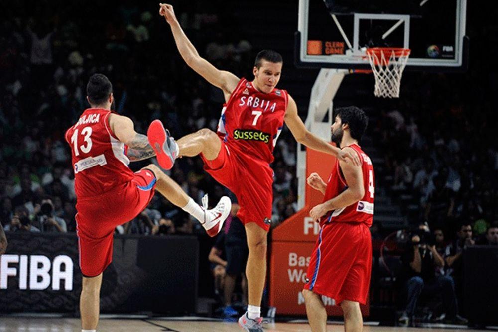 FIBA: Srbija nije izgubila kvalifikacioni turnir za OI