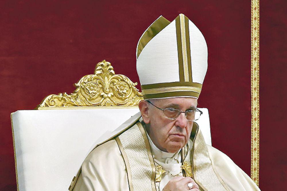 Papa Franja, Foto: Reuters