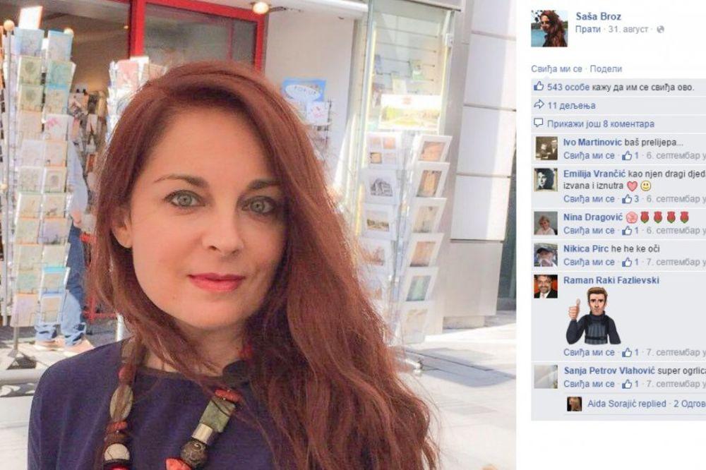 36. GODINA OD SMRTI JOSIPA BROZA TITA: Saša Broz objavila retke porodične slike