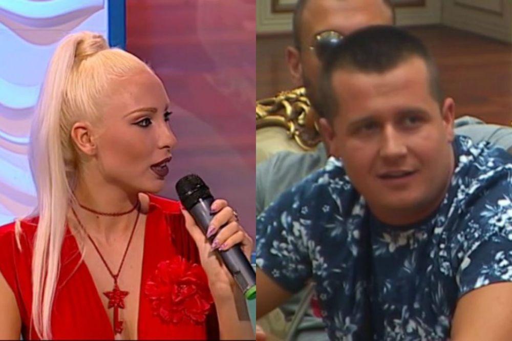 (VIDEO) EMA LAPIN RASKRINKALA BIVŠEG: Marko Perović dovozio prostitutke na Vračar!