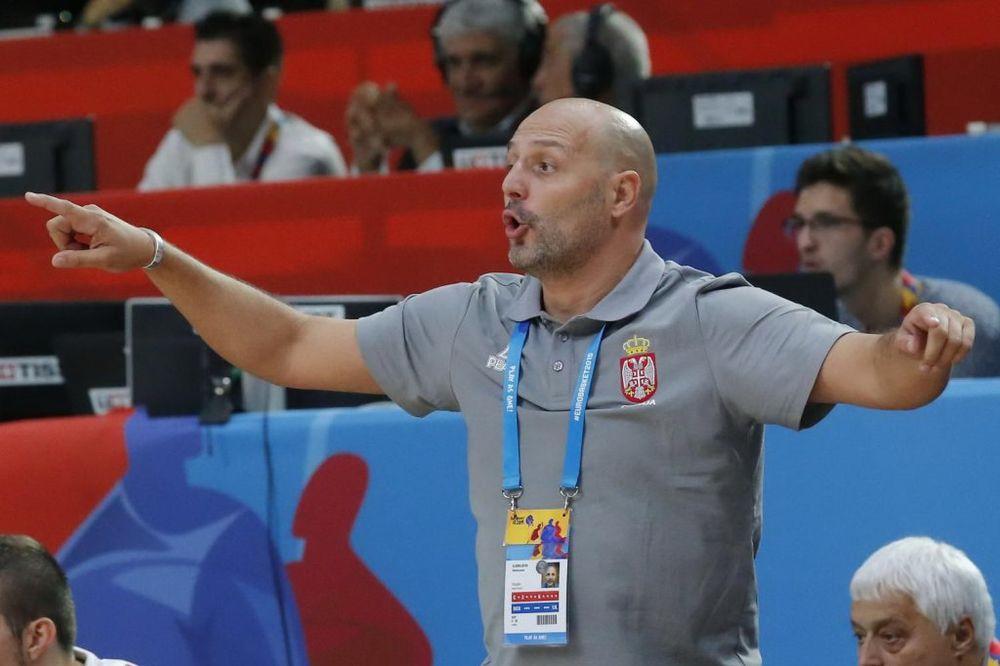 ĐORĐEVIĆ SKRATIO SPISAK: Evo kojih 16 košarkaša konkuriše za kvalifikacije za OI