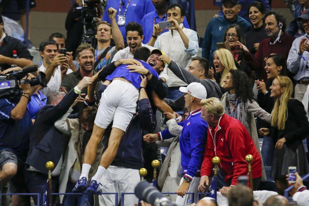 Novak Đoković, US Open, Foto: Reuters