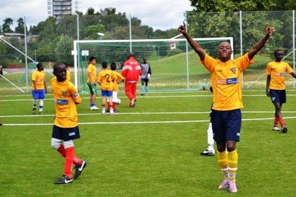 FANTOM U DINAMU: Fudbaler iz Ugande na sva usta hvali klub u kom ga niko nije video