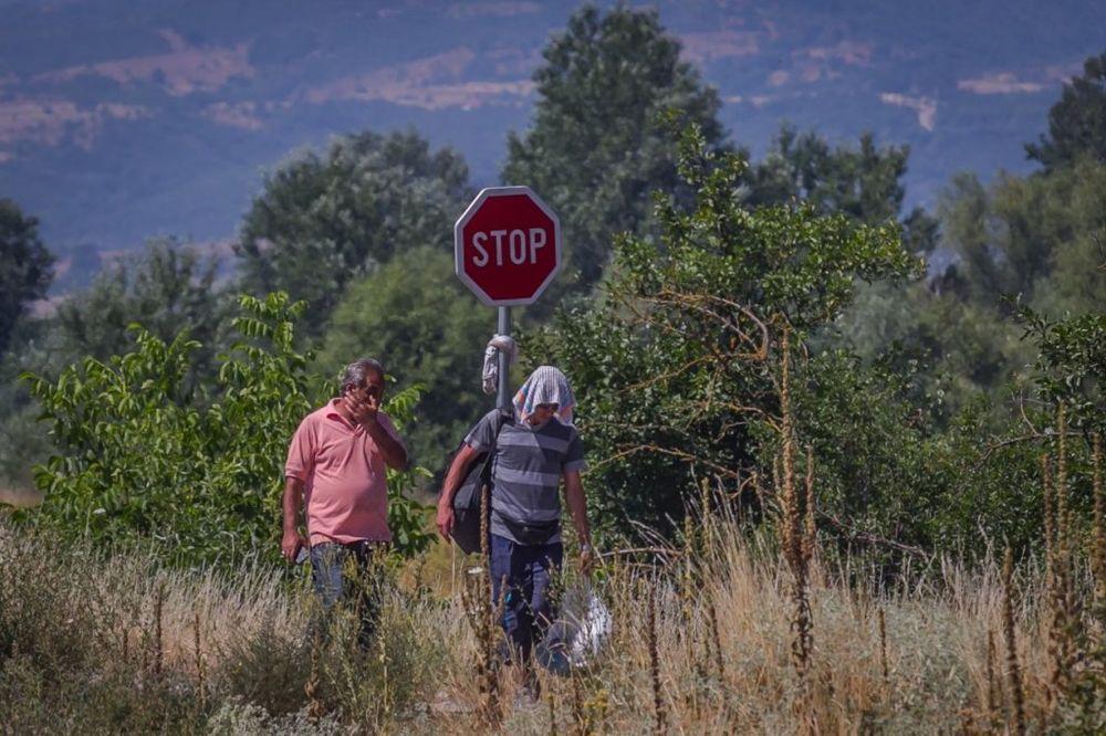 I DALJE DOLAZE: Zatvaranje balkanske rute nije smanjilo broj migranata