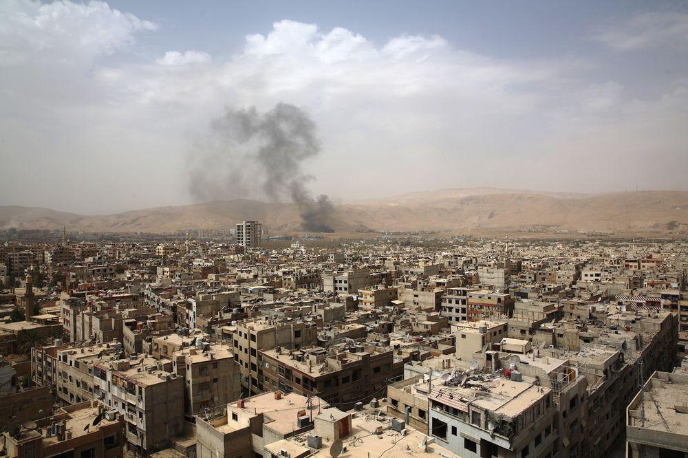 PREOKRET U SIRIJI: NATO bi da uđe u rat na strani koalicije SAD