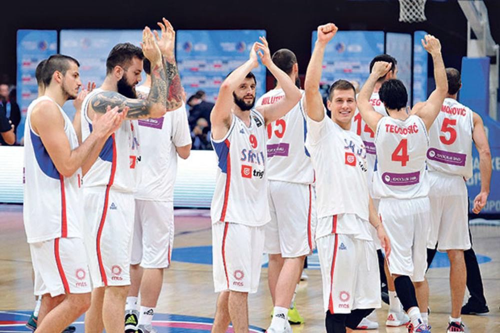 U ARENU ZA 2.000 DINARA: Od 7. maja u prodaji ulaznice za predolimpijski turnir košarkaša