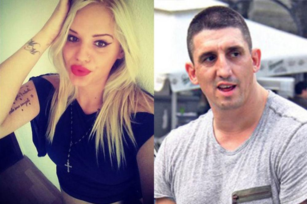 Tanja Živanović, Kristijan Golubović, foto fb, foto damir