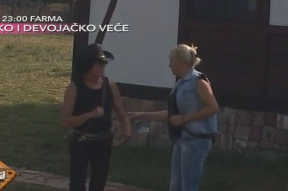 SUZANA NAPUŠTA FARMU: Posvađala se sa Mićom i pakuje kofere!
